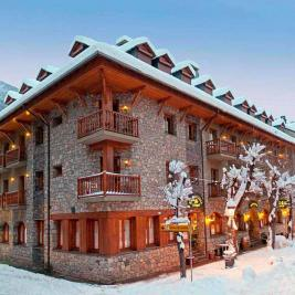 Hotel Ciria aussenansicht