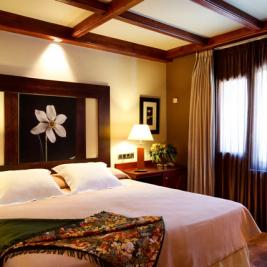 Double Room of the Hotel Ciria