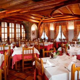 El Fogaril Restaurant Dining Room
