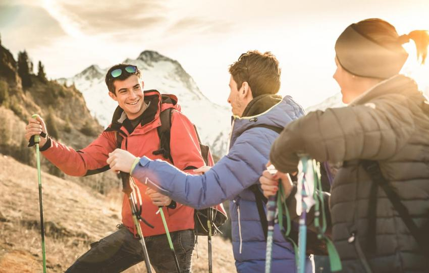Excursions and sports activities on demand